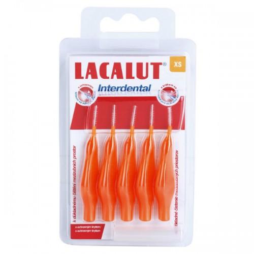 Межзубные ершики Lacalut XS 2 мм 5 шт