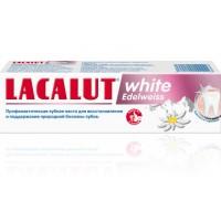 Зубная паста LACALUT white Edelweiss 75 мл