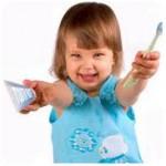 Детская продукция (Зубные пасты, щетки, пенки)