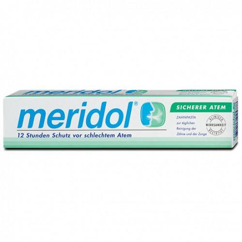 Зубная паста Meridol Свежее дыхание 75 мл