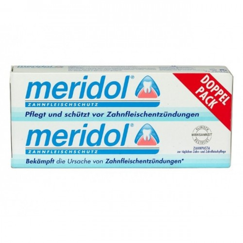 Зубная паста Meridol 75 мл 2 шт
