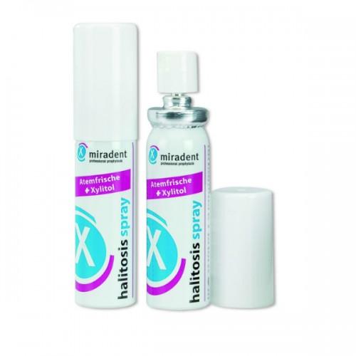 Спрей для полости рта Miradent Halitosis Spray 15 мл
