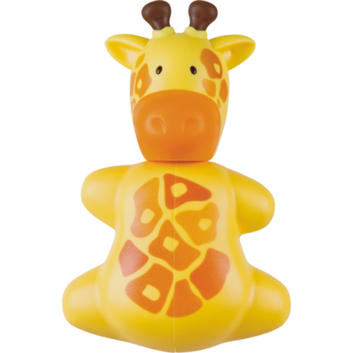 Держатель для детских щеток Miradent Funny Animals Жираф