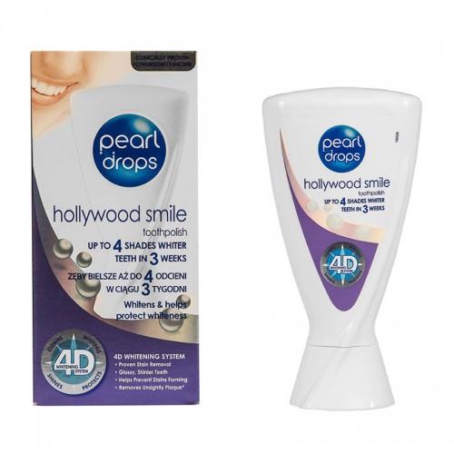 Полироль для зубов Pearl Drops Hollywood smile Ultimate White 50 мл