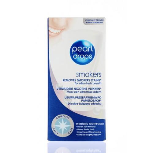 Зубная паста Pearl Drops Smokers 75 мл