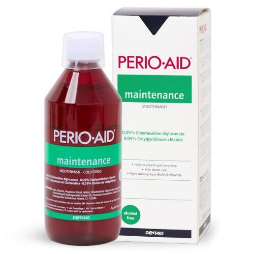 Ополаскиватель Perio-Aid Maintenance 0.05% 500 мл