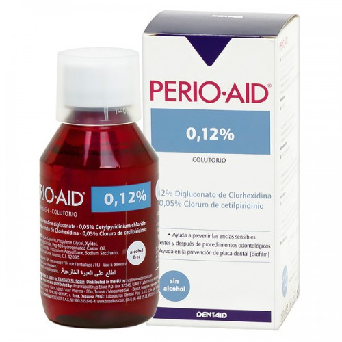 Ополаскиватель Perio-Aid 0.12 % 150 мл