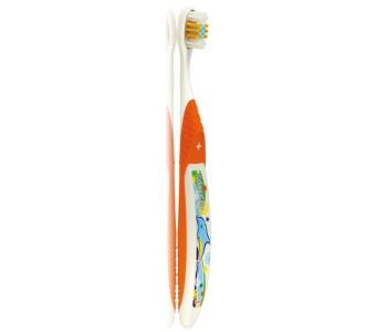 Детская зубная щетка Silver Care Teen с 7 до 12 лет