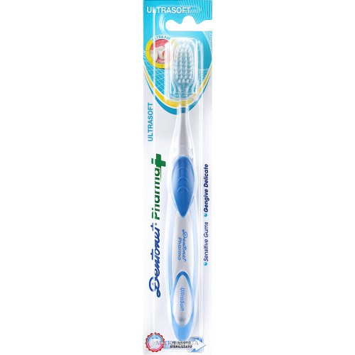 Зубная щетка Dentonet Pharma ультрамягкая