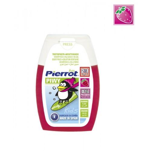 Гель для зубов Pierrot Piwy 2 в 1 75 мл
