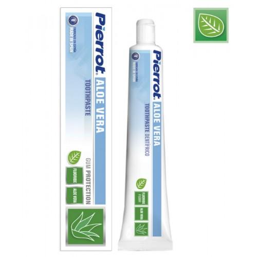 Зубная паста Pierrot для защиты десен с алоэ вера 75 мл