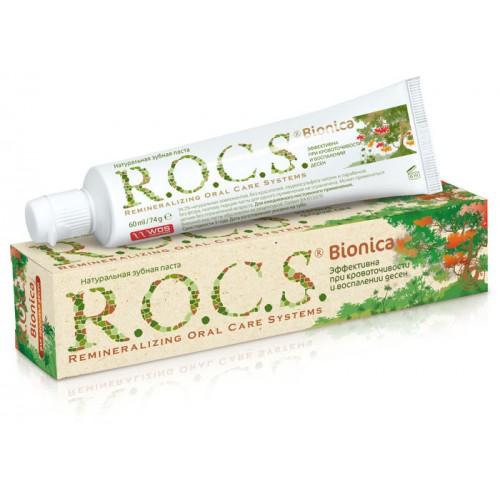 Зубная паста Rocs Бионика 60 мл