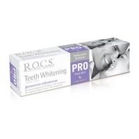 Отбеливающая зубная паста Rocs Pro Деликатное отбеливание Fresh Mint 135 мл