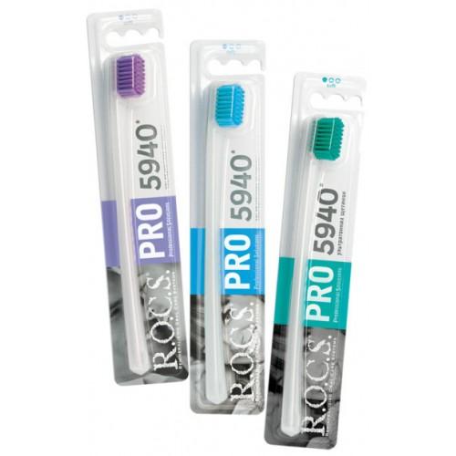 Зубная щетка ROCS Pro 5940 мягкая