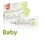 Зубная паста для малышей 0-3 лет от R.O.C.S