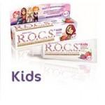 Зубная паста для детей 3-7 лет от R.O.C.S