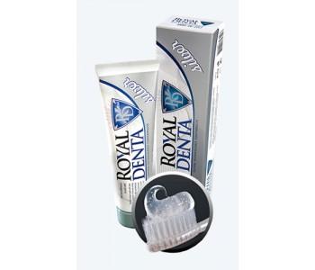 Зубная паста Royal Denta Silver с серебром 130 г