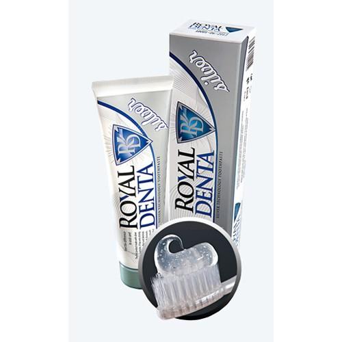 Зубная паста Royal Denta Silver с серебром 130 мл