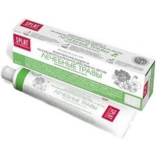 Зубная паста Splat Лечебные травы Дорожная 40 мл