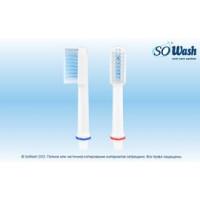 Насадка для ирригатора SoWash зубная щетка с одной струей 2 шт