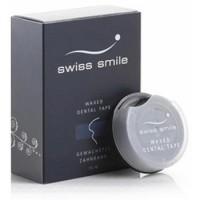 Зубная нить (флосс) Swiss Smile (Свис Смайл) Базель вощеная
