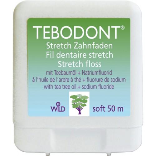 Зубная нить (флосс) Tebodont  50 м