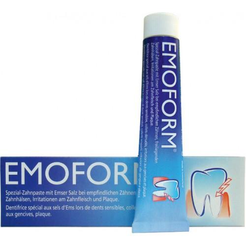 Специальная зубная паста Emoform Без фтора 85 мл