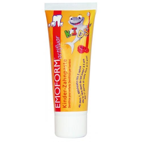 Детская зубная паста Emoform actifluor Kids  0 - 5 лет 12 мл