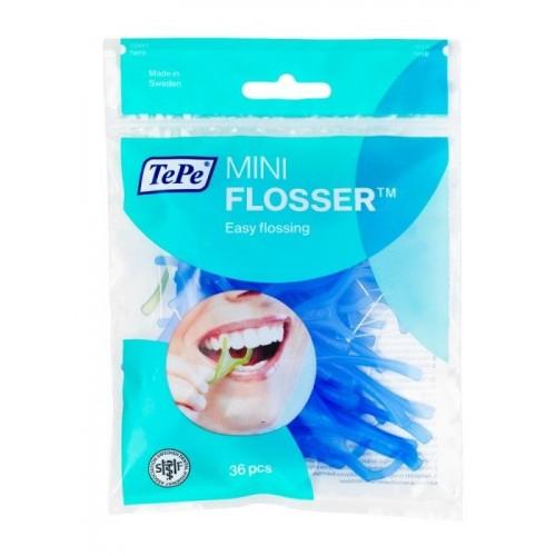 Флосс-зубочистки TePe Mini Flosser 36 шт