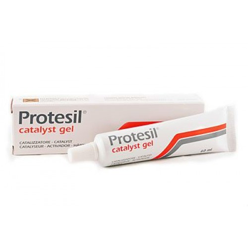 PROTESIL Catalyst Gel катализатор для С-силиконовых масс 24 катализаторов по 60 мл