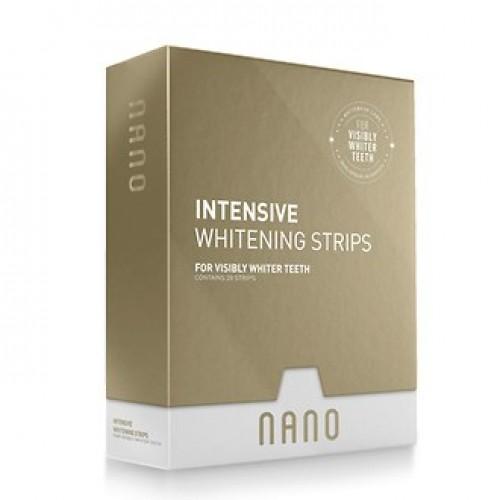 Отбеливающие полоски WhiteWash Nano интенсивные 28 шт