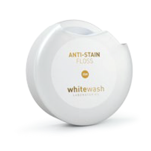 Зубная нить (флосс) WhiteWash NANO против пятен 25 м