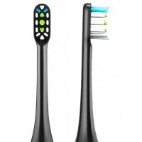 Сменные насадки для звуковой зубной щетки Xiaomi Soocas X3 Черная 2 шт