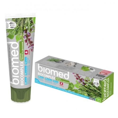Зубная паста Biomed Biocomplex 100 гр