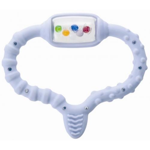 Стимулятор для прорезывания временных зубов Curaprox Curababy, голубой