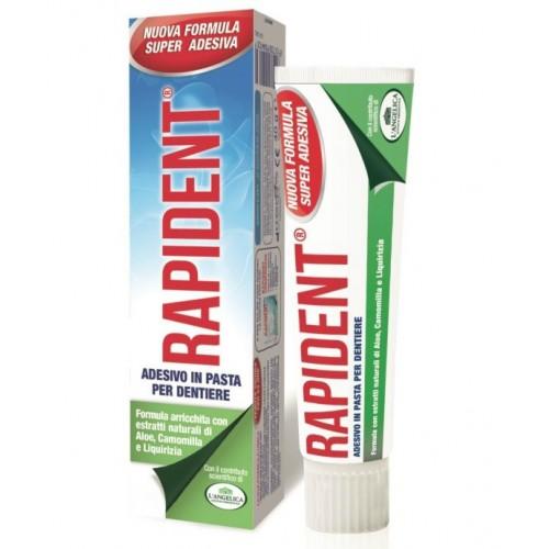 Крем для фиксации зубных протезов L'Angelica Rapident 40 г