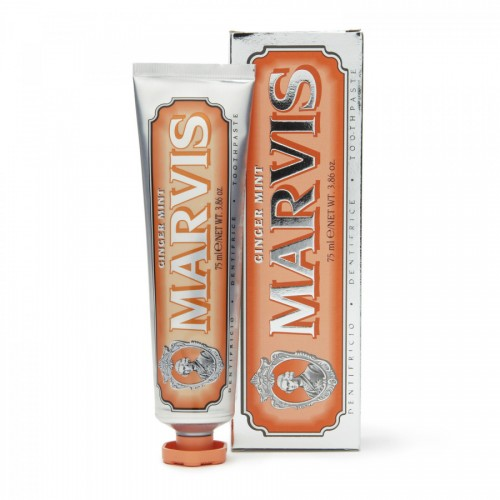 Зубная паста Marvis Имбирь и мята 75 мл