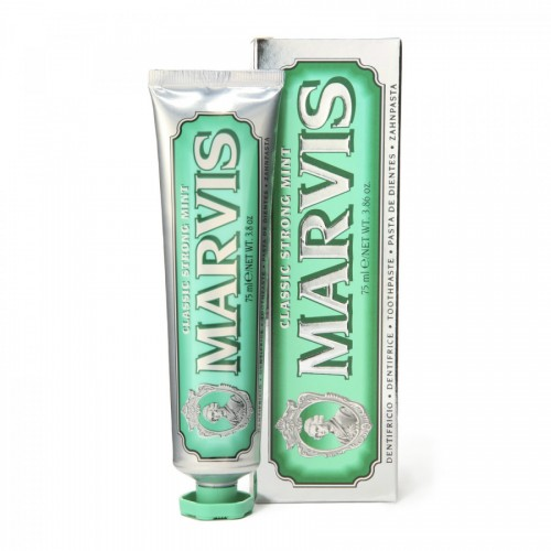 Зубная паста Marvis Classic Strong Mint 85 мл