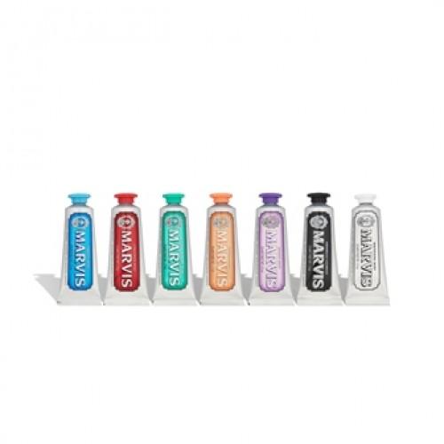 Набор зубных паст Marvis 7 шт по 25 мл