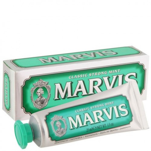 Зубная паста Marvis Classic Strong Mint 25 мл
