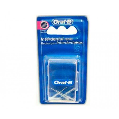 Насадки цилиндрические Oral-B Interdental 12 шт