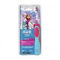 Детская электрическая зубная щетка Oral-B Фрозен от 3 лет
