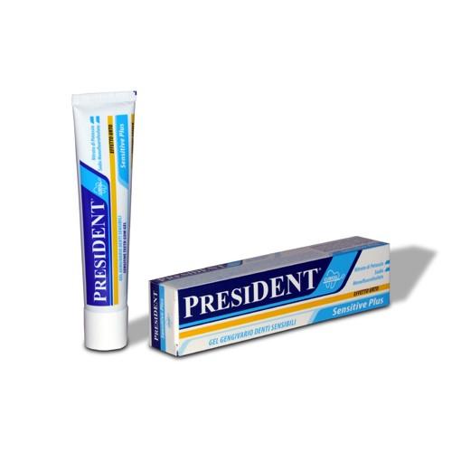 Гель для чувствительных зубов President Sensitive Plus Clinical 30 мл