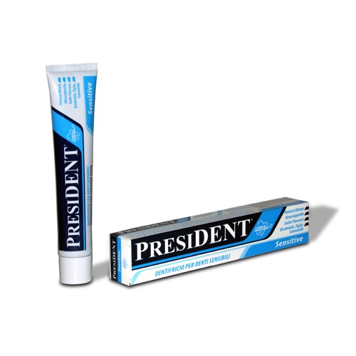 Зубная паста President Sensitive 10 мл